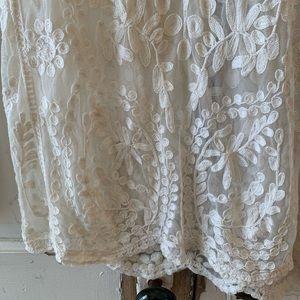 Dulcie Tops - Dulcie lace top Size Medium